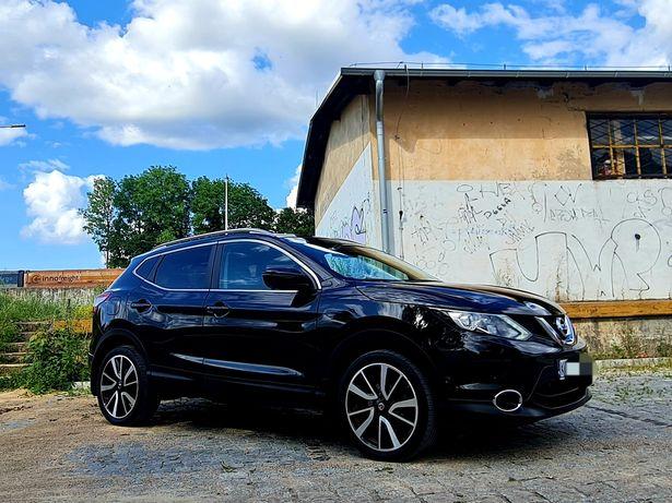 Nissan Qashqai 1.6 dCI 4x4 TEKNA Stan Idealny Salon PL/ Zamiana