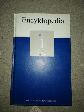 !!!OKAZJA!!Encyklopedia gazety wyborczej tom.1