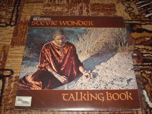Płyty winylowe Stevie Wonder-Talkin Book