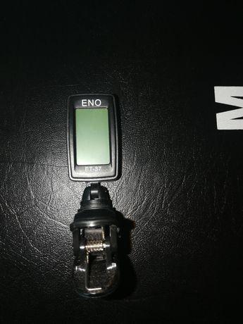 ENO ET-37 stroik do strojenia gitar, skrzypiec, basów
