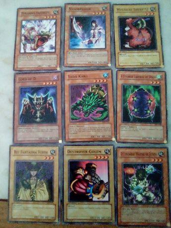 28 Cartas Yu-Gi-Oh! (Comuns)