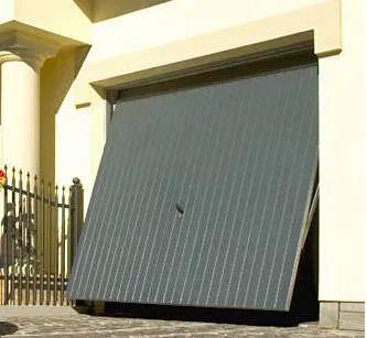Brama garażowa wiśniowki + brama segmentowa wiśniowski montaż