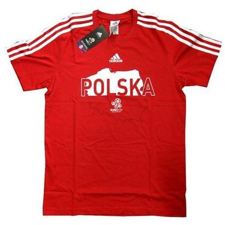 Koszulka Adidas POLSKA EURO 2012 rozm. XL, XXL