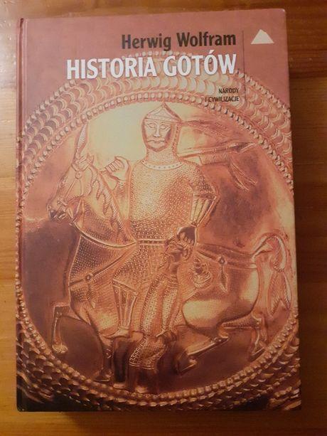 Historia gotów, Herwig Wolfram