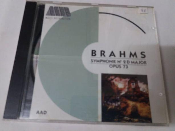 Symphonie No 2 D Major Opus 73, Johannes Brahms