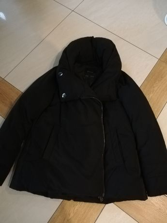 Kurtka Zara zimowa puchowa S