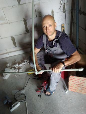 хороший сантехник Одесса- Прочистка засоров канализации,замена кранов.