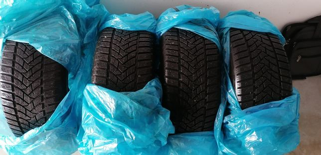 Sprzedam opony zimowe Dunlop Winter Sport 5 225/45 R 17