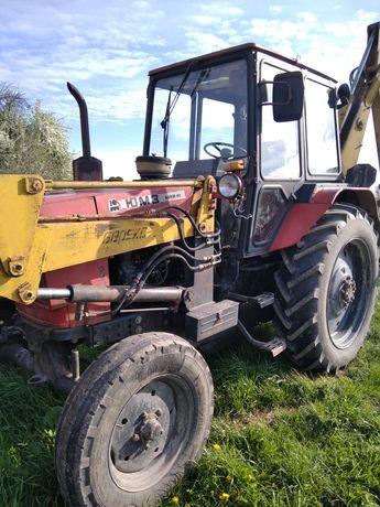 Трактор ЮМЗ-6АКМ