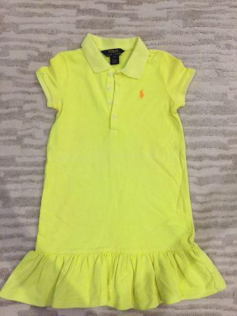 Sukienka Ralp Lauren 4 lata