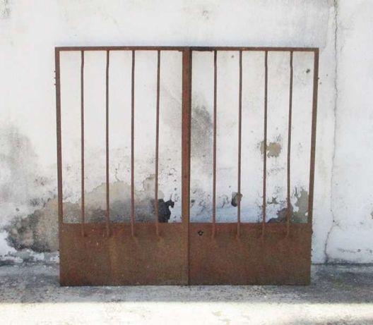 Antigo portão