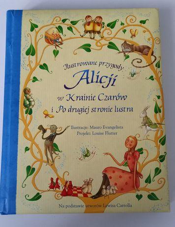 Alicja w Krainie Czarów i Po drugiej stronie lustra