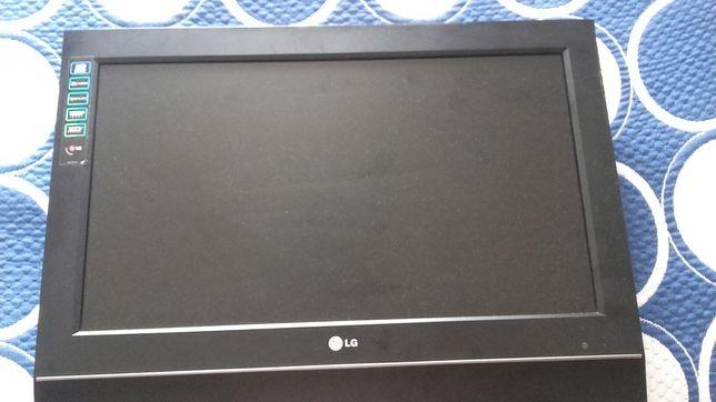 Televisão LG Com Comando Original Da Marca