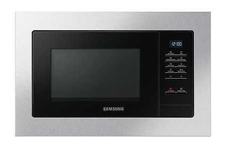 kuchenka mikrfalowa Samsung do zabudowy Inox