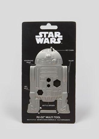 Новый брендовый Star Wars 5-in-1 Multi Tool (18cm x 10cm x 7cm),пролёт