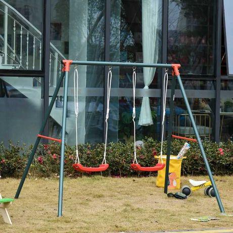 Baloiço Duplo para Crianças