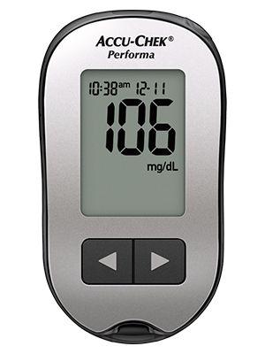 Glukometr Accu Check Performa Nowy +paski startowe Katowice - image 1