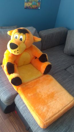 Leżanka tygrysek