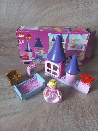 LEGO Duplo 6151 sypialnia księżniczki