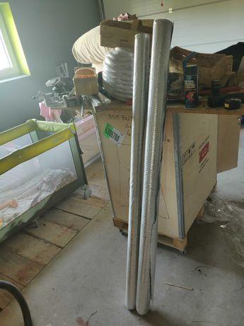 Folia dachowa paroizolacyjna aluminiowa 1,5 M