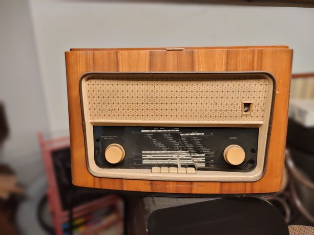Stare Radio z czasów PRL