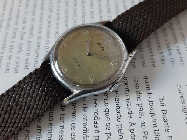 Relógio antigo Hertig Certina