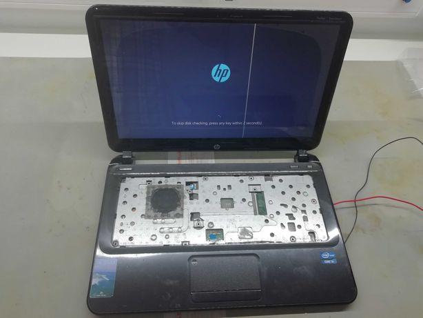 Peças Portátil HP Pavilion TouchSmart 14-b100sp