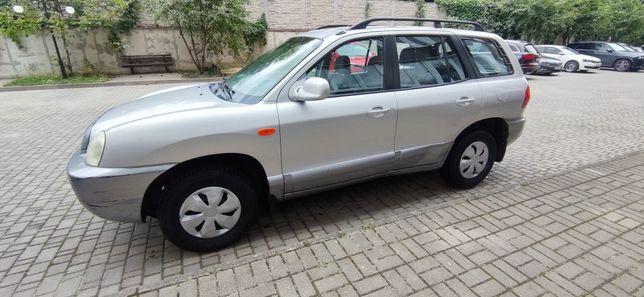 Hyundai Santa Fe 2.0 142 tys probig