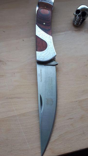 Nóż składany Columbia nowy