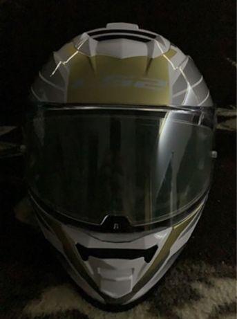 Uniwersalny kask motocyklowy LS2