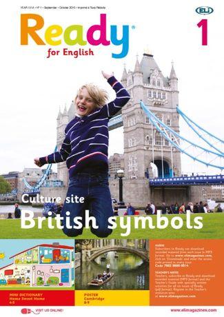 Журнал Ready for English для изучающих английский для детей