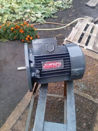 Мотор 1.1 квт. 3000 об. электродвигатель электромотор двигатель