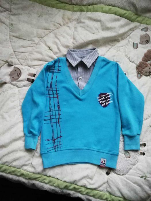 Свитер рубашка Турция Ахтырка - изображение 1