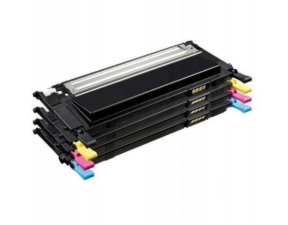 Komplet kolorowych tonerów SAMSUNG CLT-4092 CLP-310 CLP-315 CLX-3175