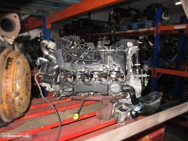 Motor para Ford Focus 1.6 tdci HHDA