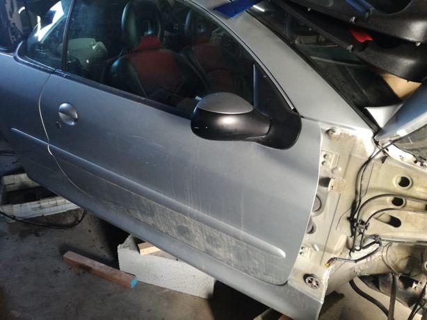 Portas Peugeot 206 cc