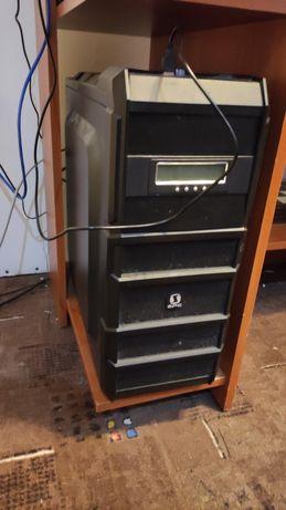 Komputer (GTX 1050 ti; cały zestaw)
