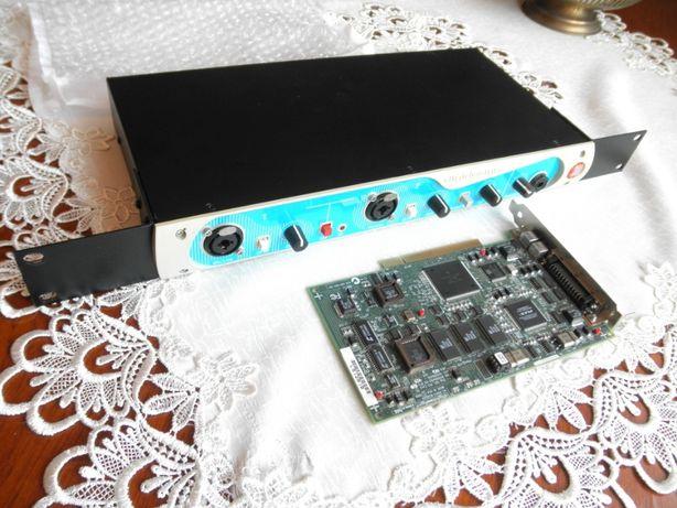 Interface Digidesign Digi 001+Protools+PCI CARD AUDIO.