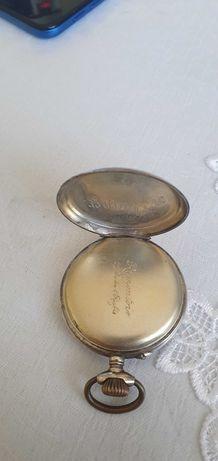 Stary zegarek srebrny