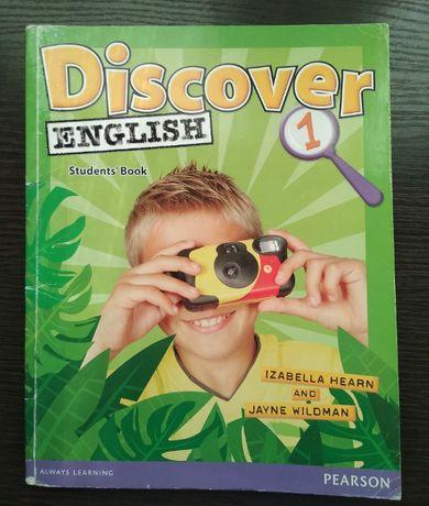 Книга Discovery 1 Student`s Book
