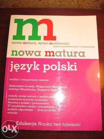 Matura Język Polski - analiza i interpretacja tekstów