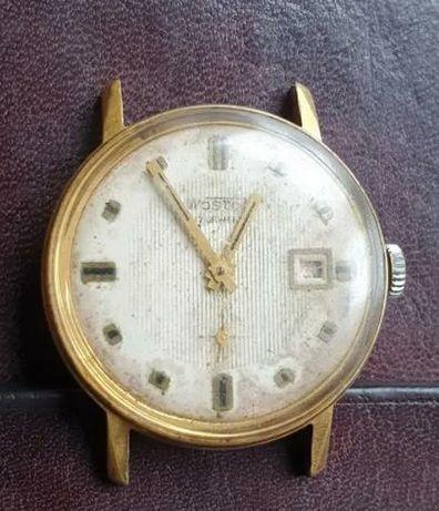 Часы СССР , позолота