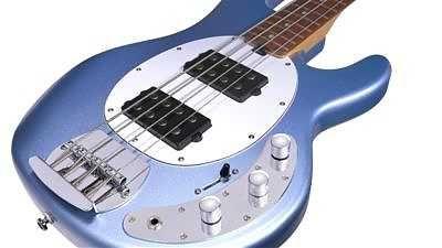 STERLING RAY4 HH (LBM) Gitara Basowa