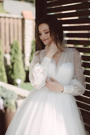Весільна сукня плаття