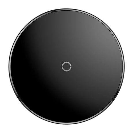 Baseus Ładowarka Indukcyjna SIMPLE (CCALL-JK01) Czarna