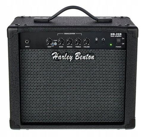 NOWY Wzmacniacz basowy Harley Benton HB-20B