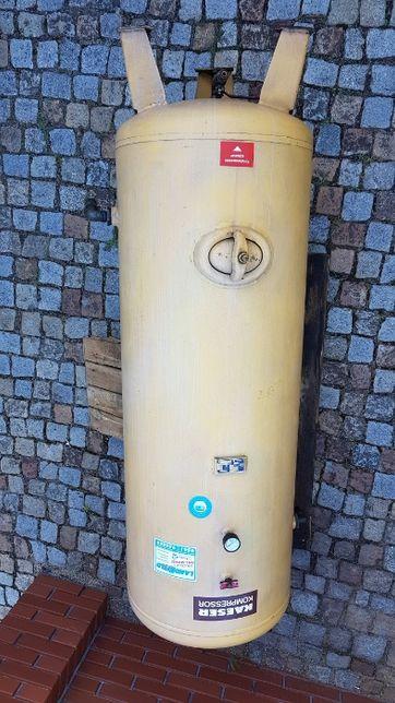 Kaeser zbiornik spręzonego powietrza ciśnieniowy do sprężarki 500 L