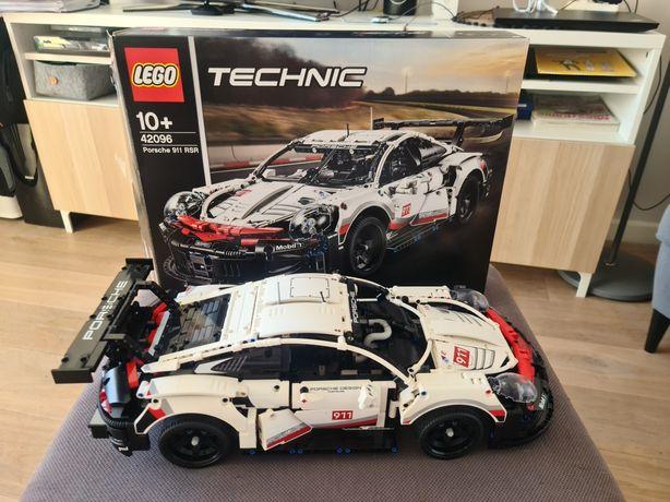 LEGO Technic 42096 Porsche 911 RSR - ORYGINALNE LEGO