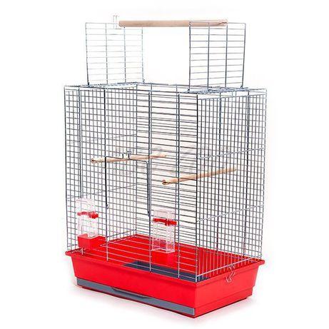 klatka dla papugi nimfa aleksandretta AQUALIFE sklep zoologiczny
