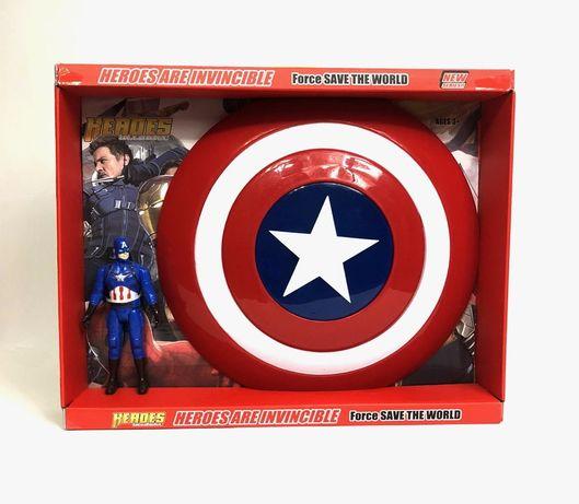 Щит Капитана Америки с подсветкой
